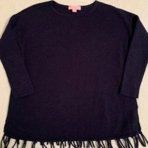 Girls Navy Lilly Pulitzer sweater